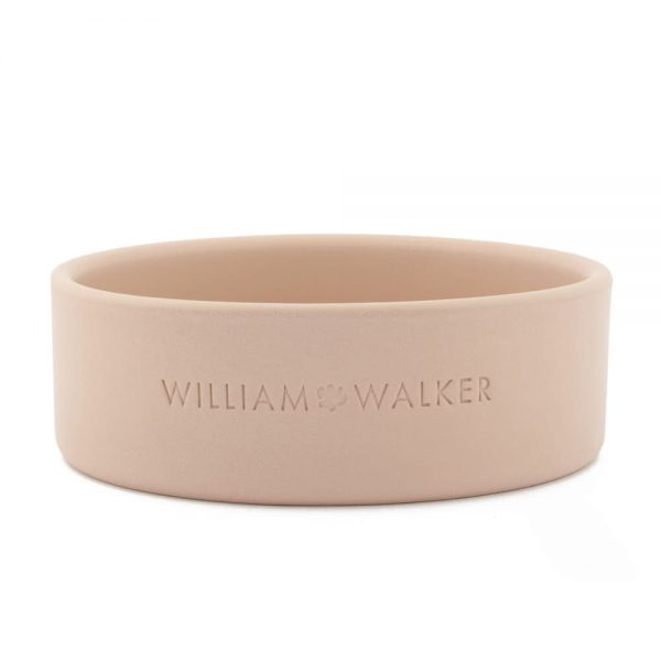 Hundenapf-rosa-Keramik-rose-William-Walker-1