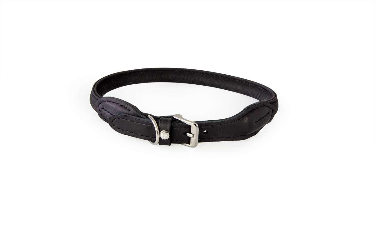 hundehalsband-black-noble-rundgenaeht-dublin-black