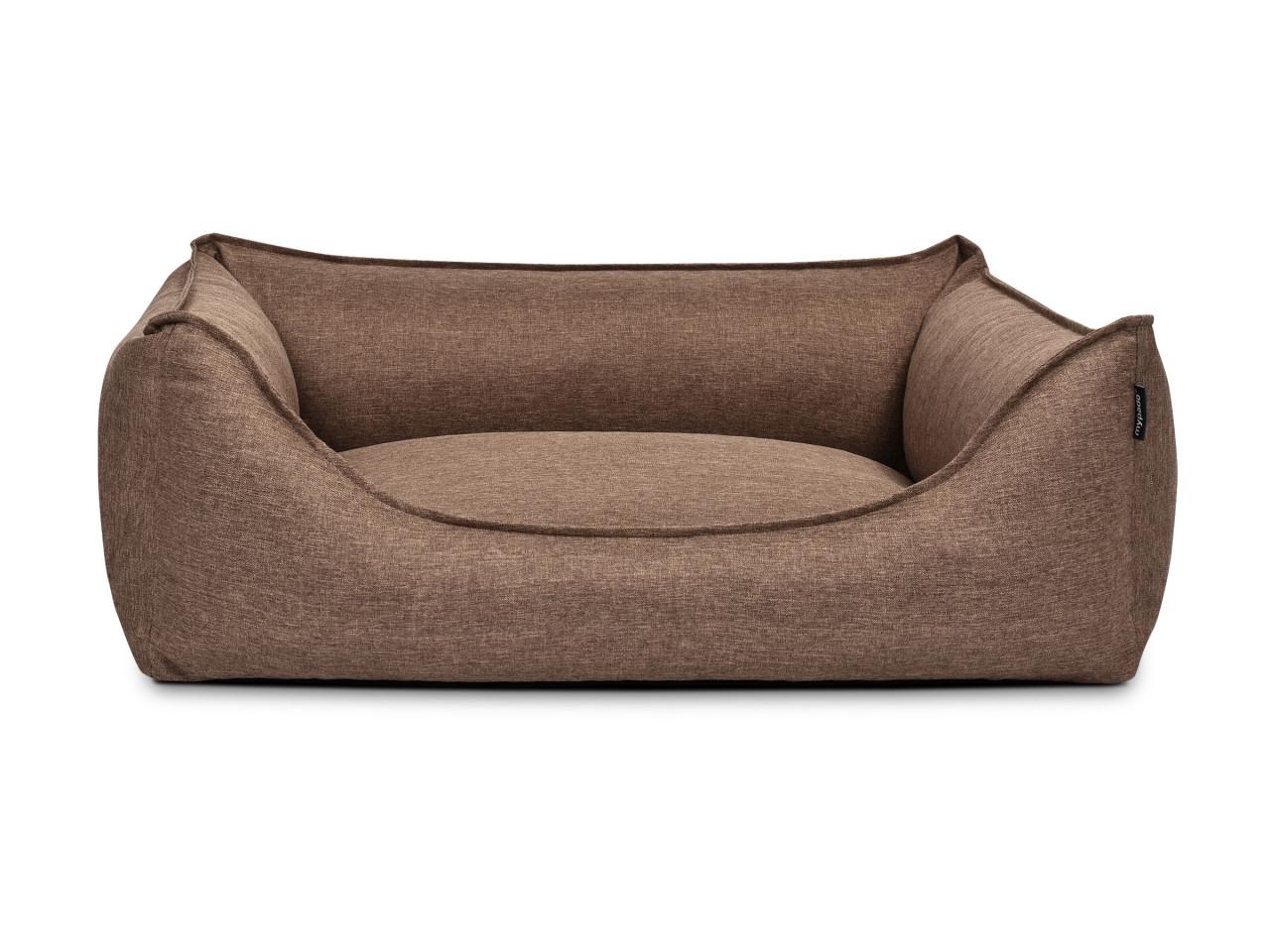 hundebett-dream-terra brown