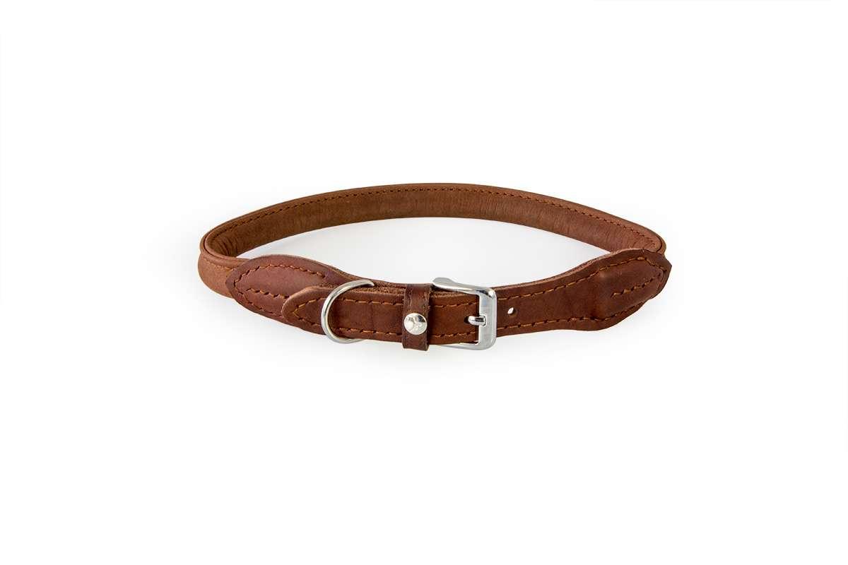 hundehalsband-brown-noble-rundgenaeht-dublin-brown