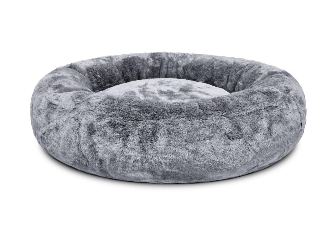 hundebett-COSY BASIC-grey-1