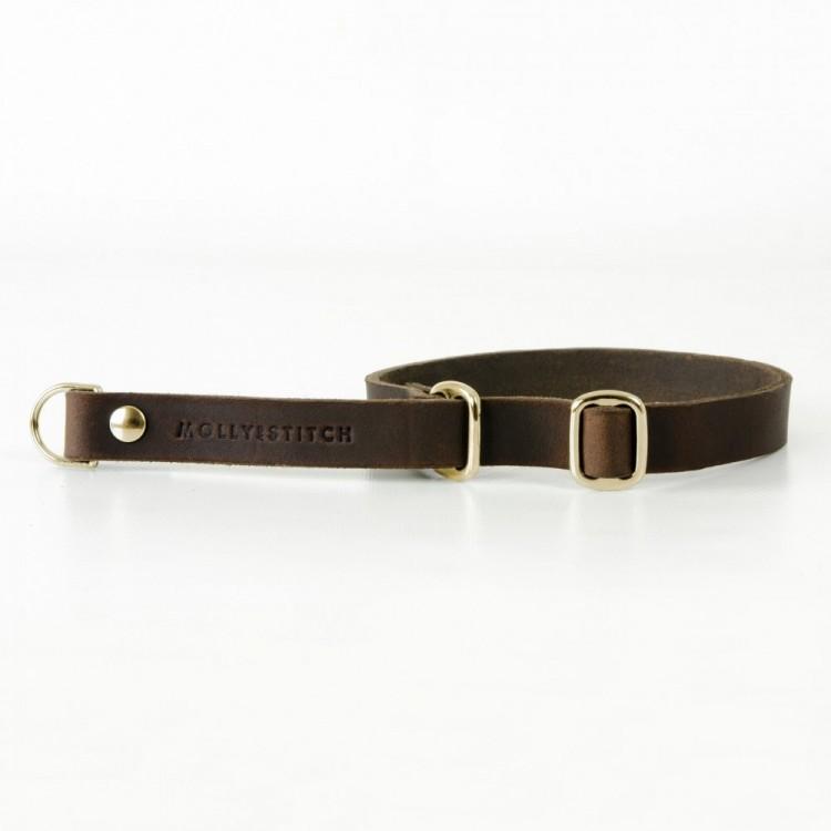 Hundehalsband Retriever gold Classic Brown