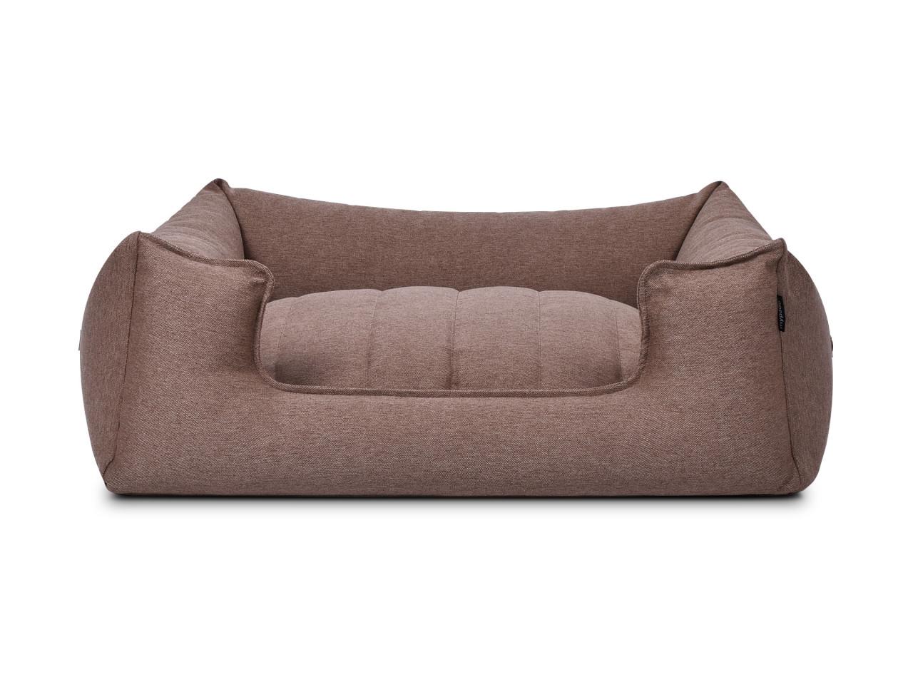 hundebett-NORDIC-basic-terra brown