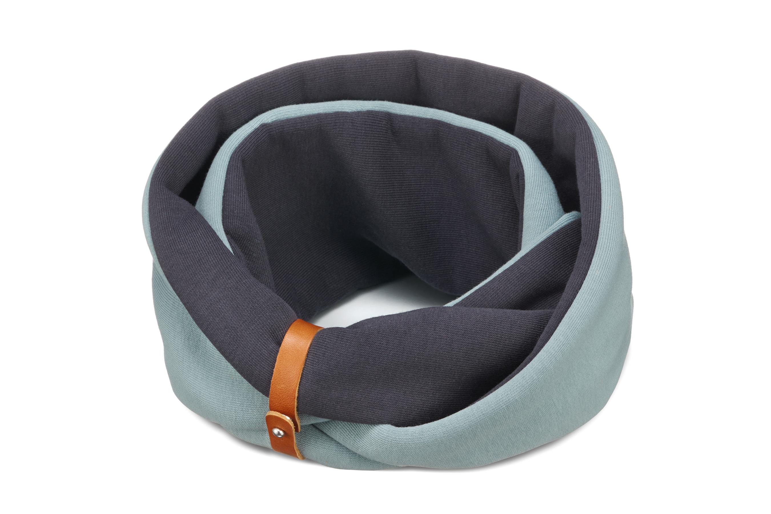 Hundeschal Simo Turquoise