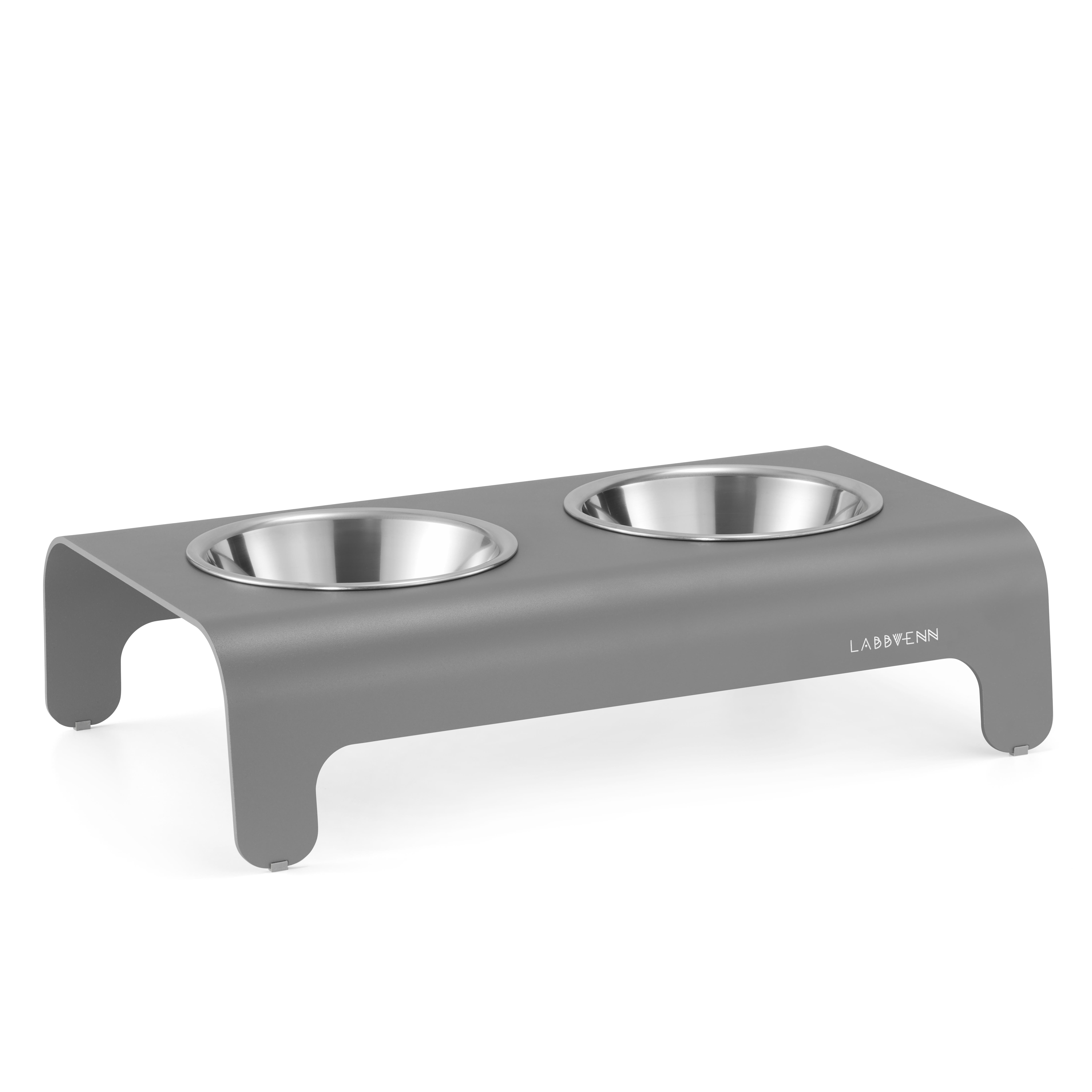 Hundenapf RICO Labbvenn grau
