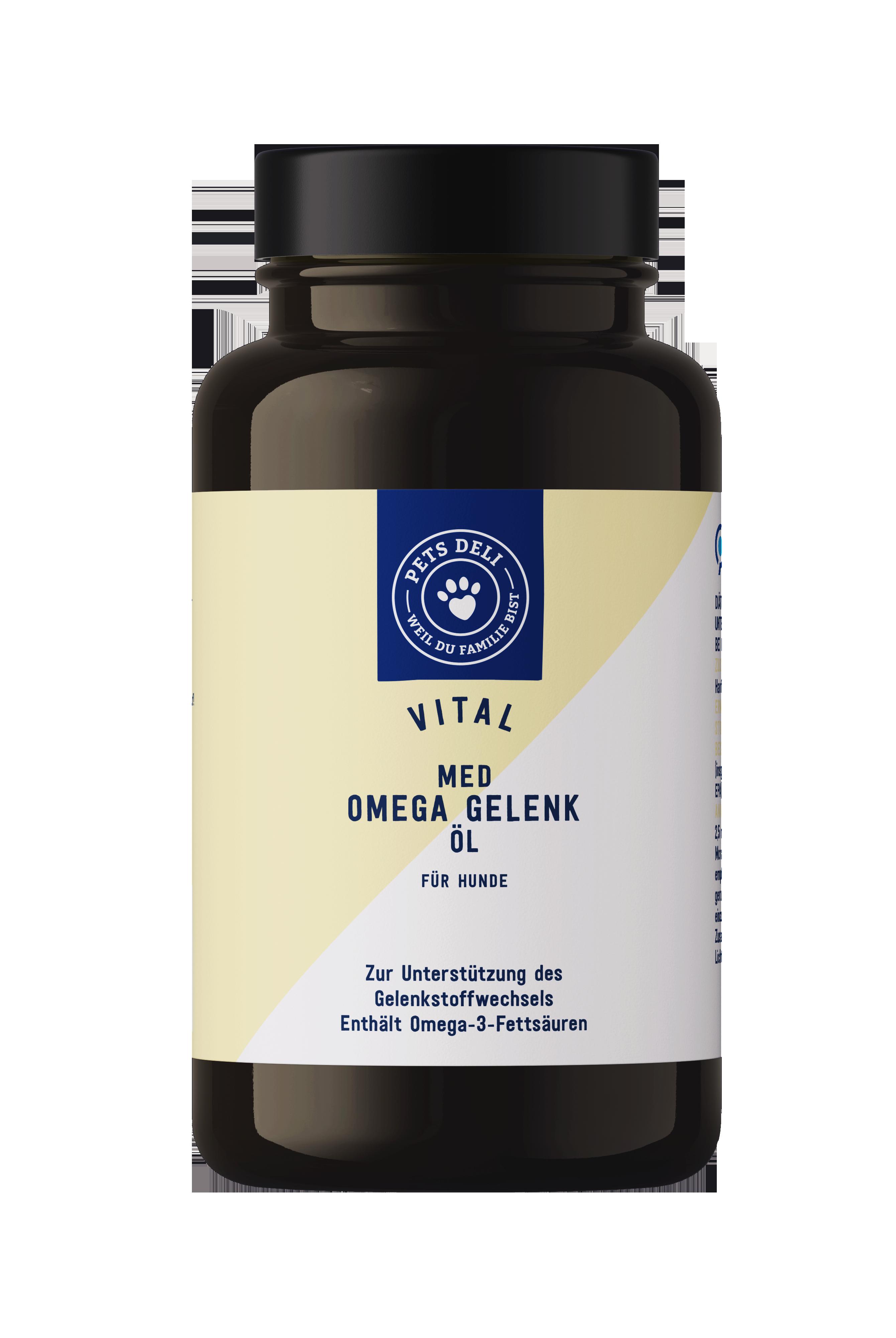 PETS DELI Omega Gelenk Öl 250ml