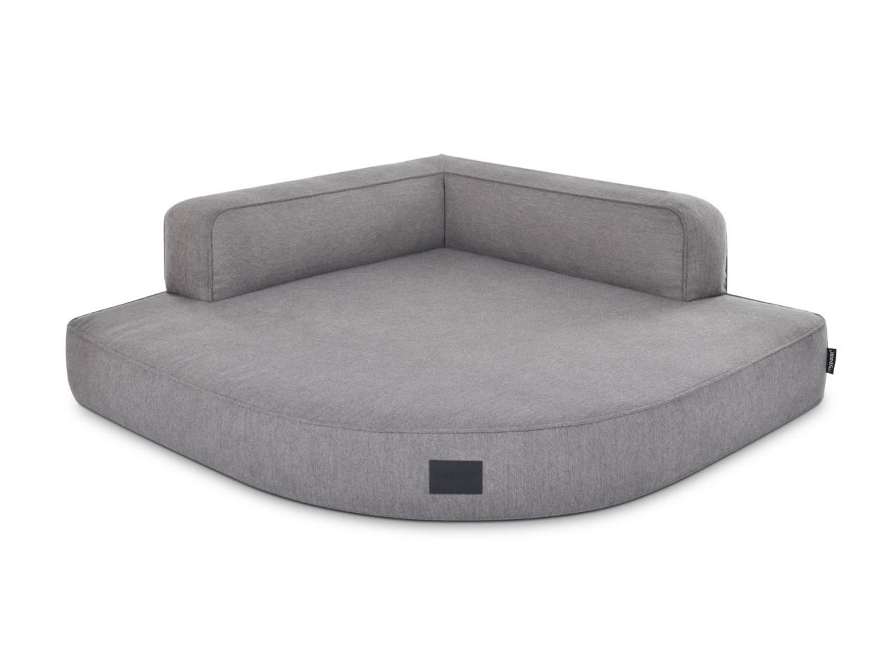 Hundebett Ortho Care Luxury Grey