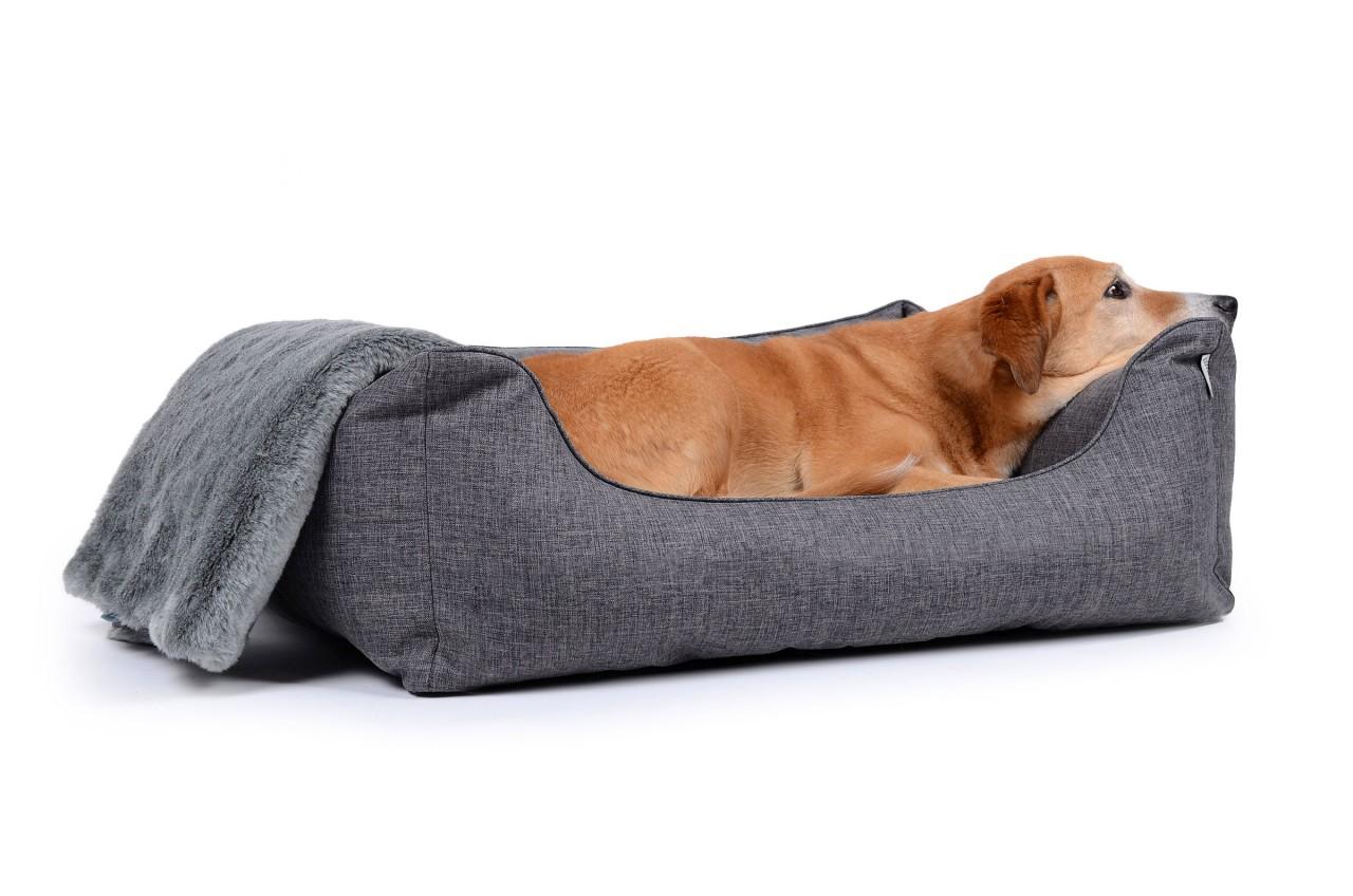 Hundebett Ortho Care Cosy Grey