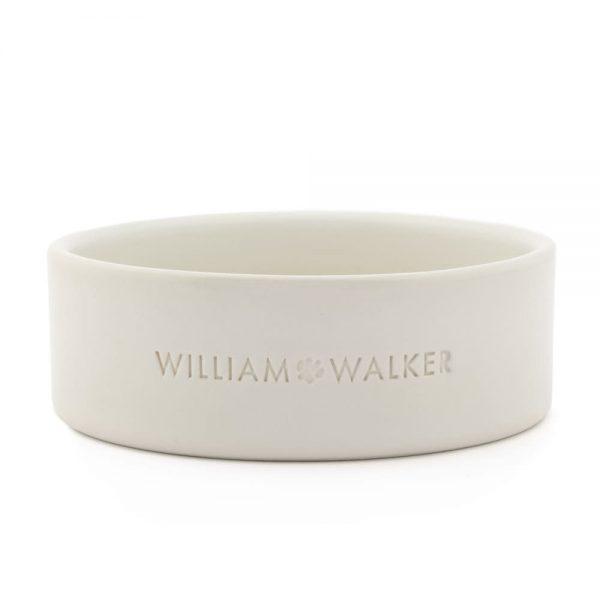 Hundenapf-weiß-William-Walker
