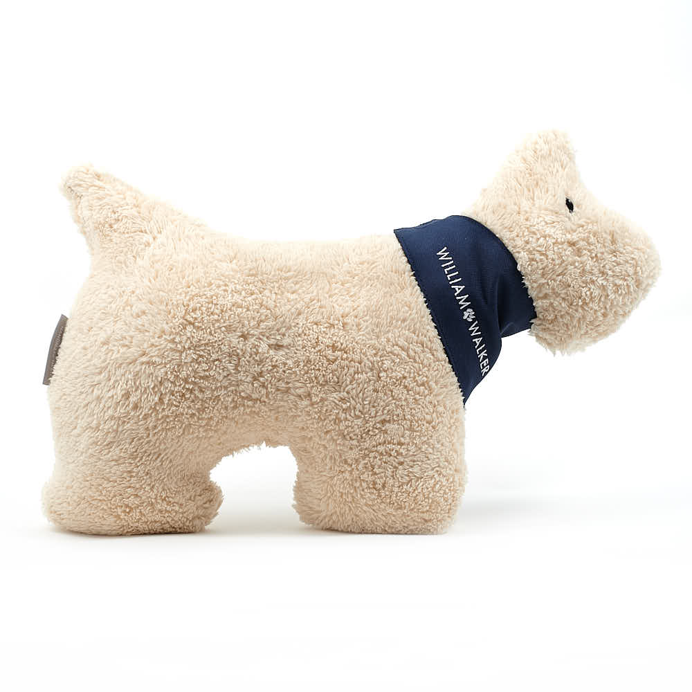 Plueschhund William The Bright